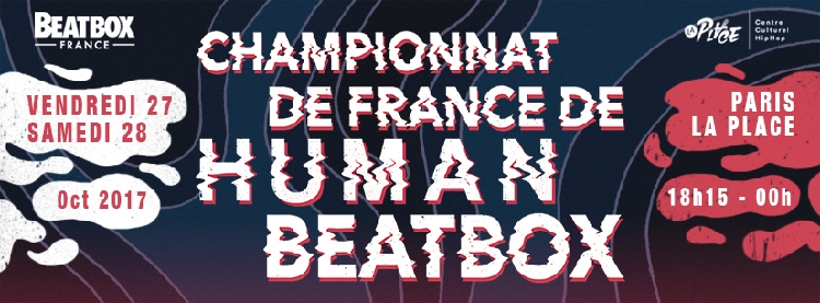11ème championnat de France de Human Beatbox - Couverture 2017